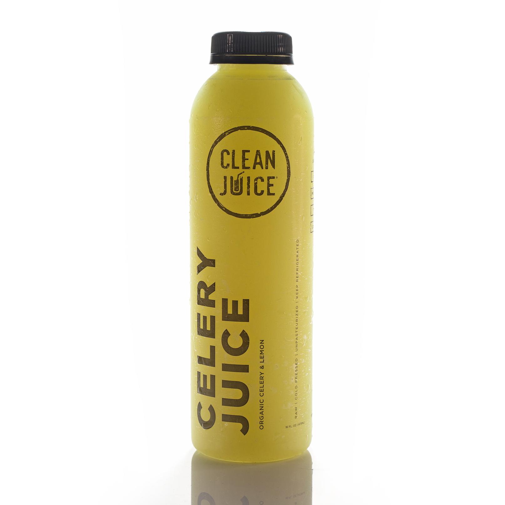Our Menu Clean Juice