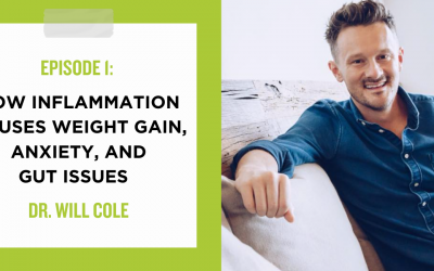 How Inflammation Causes Weight Gain, Anxiety, and Gut Issues