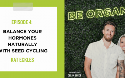 Balance Your Hormones Naturally With Seed Cycling