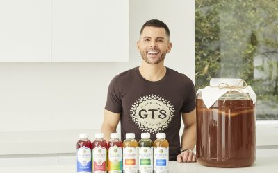 Not All Kombucha is Created Equal with GT Dave