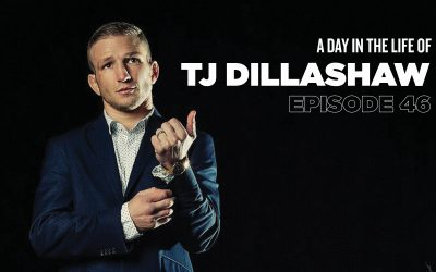 A Day in the Life of TJ Dillashaw